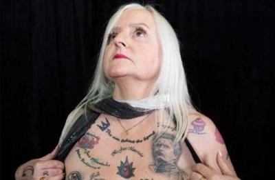 62-річна фанатка зробила 38 тату на честь Моуріньо - фото