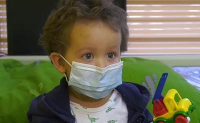 Один на всю країну: допоможіть маленькому Дмитрику подолати рідкісну хворобу
