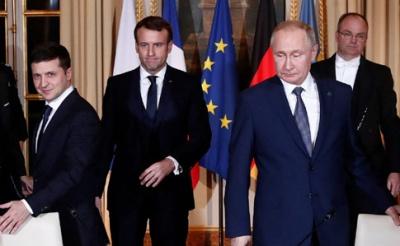 """Путін прокоментував зустріч із Зеленським: """"Добре, по-діловому"""""""