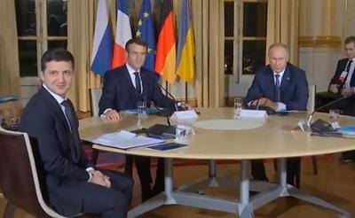 Зеленський і Путін не змогли домовитись про кордон – ЗМІ