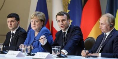 Нормандська зустріч: про що Зеленський домовився із Путіним у Парижі