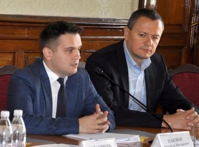 Павлюк і Гостюк йдуть з посад заступників голови Чернівецької ОДА