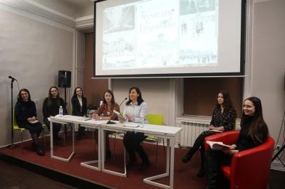 У Чернівцях презентували книжку «Кумедне з Буковини» - фото