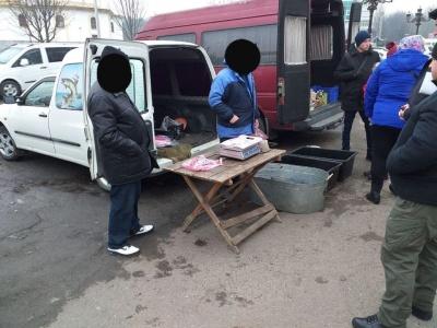 На ринках Чернівців виявили продаж риби без жодних документів