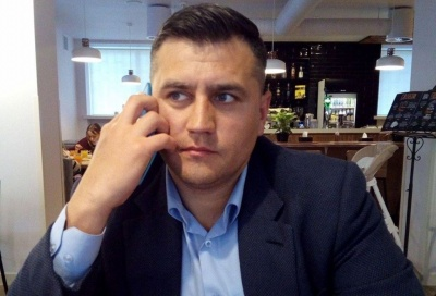 Соратник Саакашвілі претендує на крісло голови Глибоцької РДА