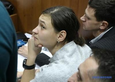 Справа Шеремета: Суд відправив Яну Дугарь під домашній арешт