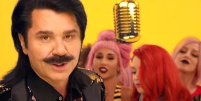 """""""Винник не конкурент"""": Павло Зібров випустив кліп на пісню про брендові вуса"""