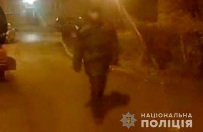 Поліція затримала чоловіка, який підпалював автівки у Чернівцях