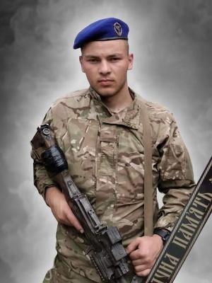 На Донбасі загинув 21-річний нацгвардієць