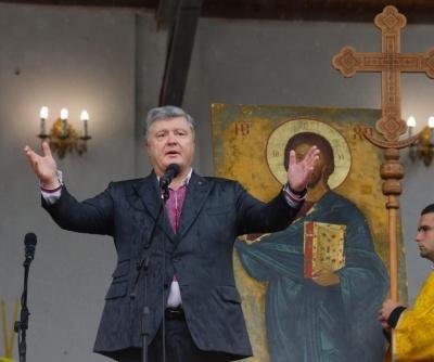 У 2020 році ще декілька світових церков визнають ПЦУ, – Порошенко