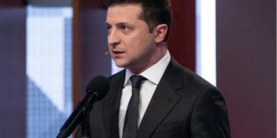 Російський телеканал показав так зване «інтерв'ю» Зеленського