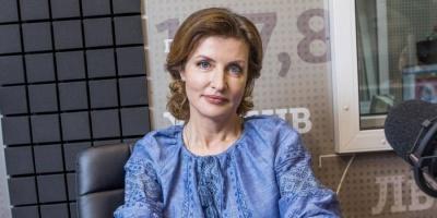 Марина Порошенко йде з посади голови Українського культурного фонду «через тиск Офісу президента»