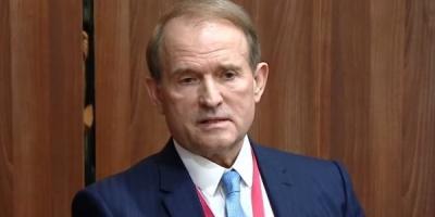 Зеленский должен рассмотреть лишения Медведчука звания почетного юриста