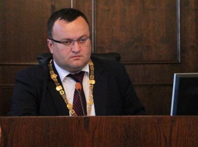 «Ви знищуєте місто»: Каспрук покинув сесійну залу міськради, звинувативши депутатів у саботажі
