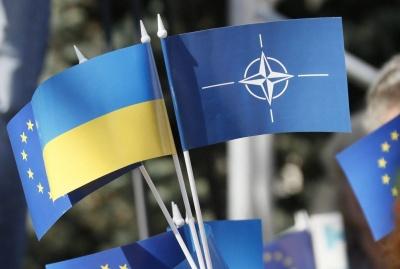 Скільки відсотків чернівчан хочуть, щоб Україна була в НАТО і ЄС