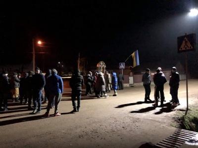 Блокирование дороги на свалку: Каспрук созывает чрезвычайный штаб