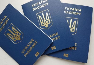 Українці зможуть їздити до Росії тільки із закордонними паспортами