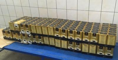 На Буковині затримали двох чоловіків за контрабанду кави й макаронів