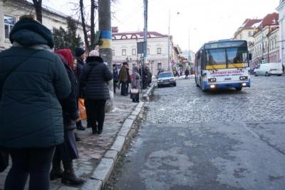 У Чернівцях подорожчає проїзд у тролейбусах: хто зможе платити менше