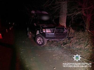Смертельна ДТП на Буковині: позашляховик врізався в мопед, що рухався без увімкнених фар