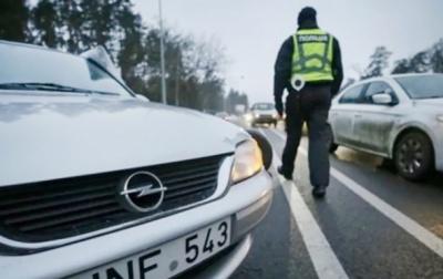 МВС: Власників євроблях не штрафуватимуть після 31 грудня