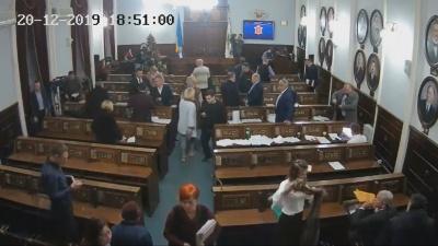 Чернівецька міськрада проведе сесію у вихідний день