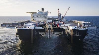 Німеччина хоче пом'якшити санкції США щодо Nord Stream 2