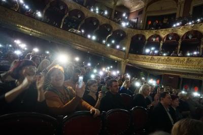 У Чернівцях відбувся концерт різдвяних хітів «White Christmas» – відео
