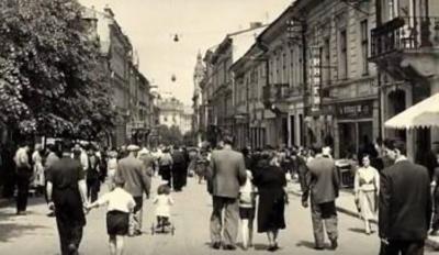 Невідома Буковина: життя єврейського кварталу під час приходу Червоної армії