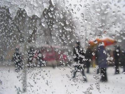На Буковині прогнозують мокрий сніг і сильний вітер