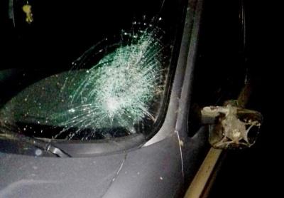 На Буковині автівка збила жінку, її госпіталізували