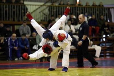 Чемпіонат Чернівців з рукопашного бою присвятили 20-річчю обласної федерації