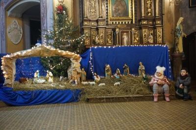 Як римо-католики Чернівців святкують Різдво – фото, відео