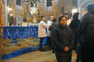 Студенти з Індії святкують Різдво у Чернівцях – фото