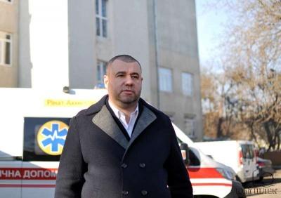 З'явився перший претендент на крісло керівника оновленого управління охорони здоров'я Чернівців