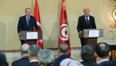Ердоган заявив, що у Лівії перебувають дві тисячі російських військових