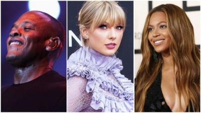 Forbes назвав найбагатших музикантів десятиліття