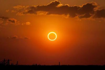 Сьогодні можна буде спостерігати затемнення Сонця: хто і коли зможе його побачити