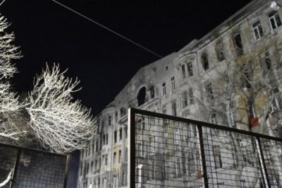 Пожежа в одеському коледжі: Ідентифікували тіла всіх 16 загиблих
