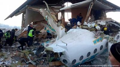 Авіакатастрофа в Казахстані: серед пасажирів було двоє українців