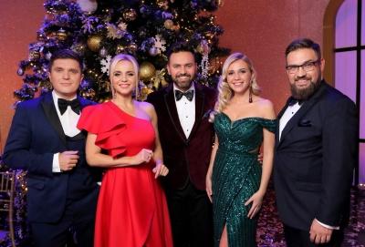 Канал «Україна» подарує українцям грандіозне новорічне шоу «Привіт, 20-ті!»*