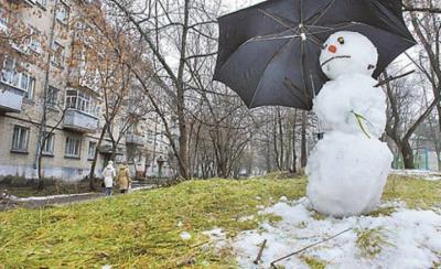 У грудні температура на Буковині двічі побила рекорди