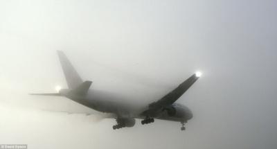 У «Борисполі» через снігову негоду скасували відправку літака до Чернівців
