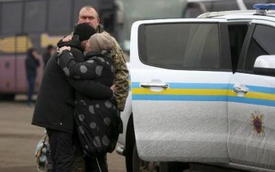 Обмін завершено. З полону бойовиків повернулися 76 українців