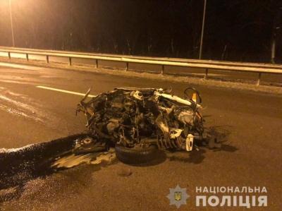 У Рівненській області зіткнулися три автомобілі, загинула 10-річна дитина