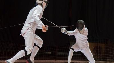 У Чернівцях відбувся чемпіонат фехтувальників