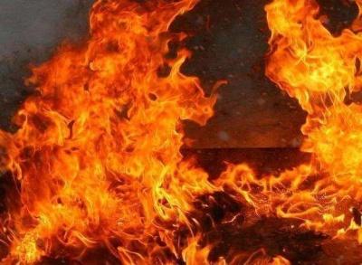 На Буковині в новорічну ніч у пожежі загинув пенсіонер