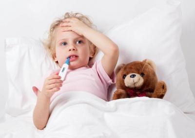 Температура в дитини: коли потрібно викликати швидку
