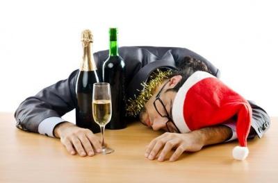 Анекдот дня: про новорічні свята