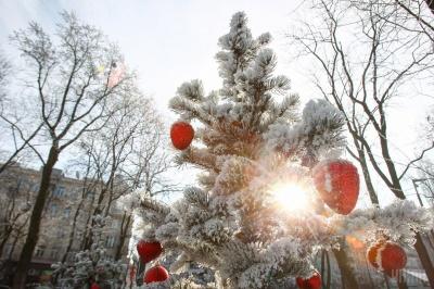 Синоптик розповіла, яко буде погода в Україні на Різдво
